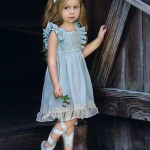 NEW Dollcake Wish Me Luck Dress 4